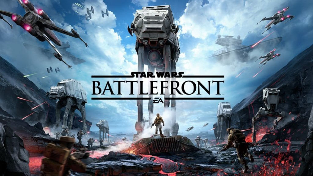 Star Wars Battlefront companion app