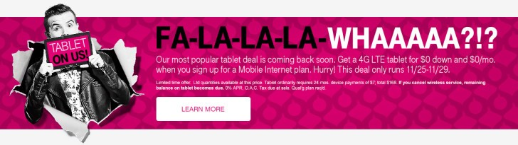 T Mobile Black friday
