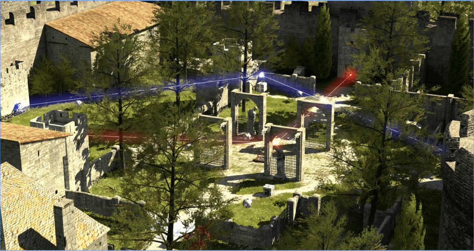Talos Principle gameplay