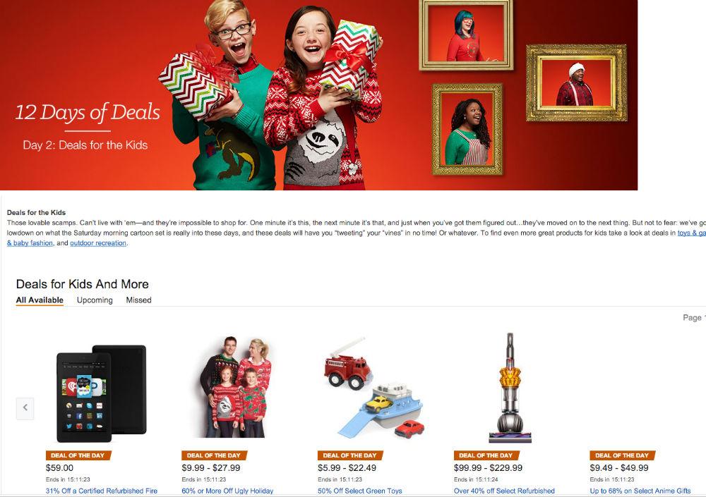 Amazon 12-Days-of-Deals