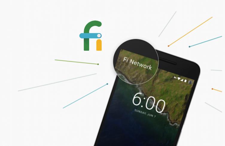 Google Project Fi network