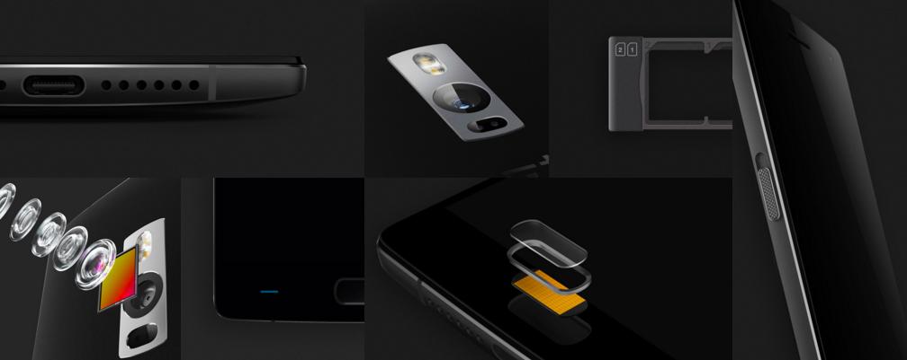 OnePlus 2 hardware