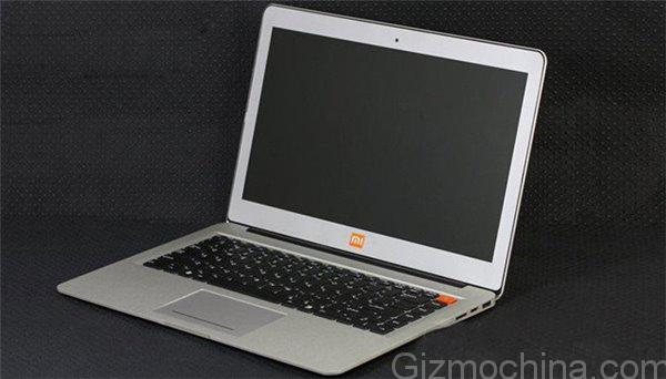 Xiaomi laptop rumored