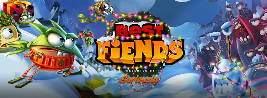 best fiends christmas