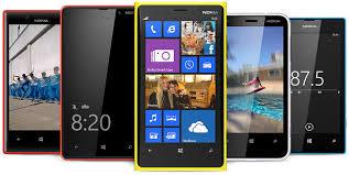 Lumia phone