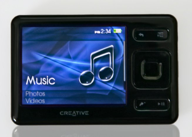 creative lawsuit zen mp3 player