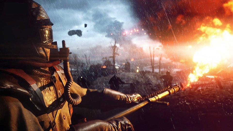 Battlefield 1 Reveal